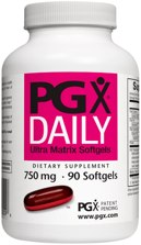 PGX Daily Ultra Matrix soft gels