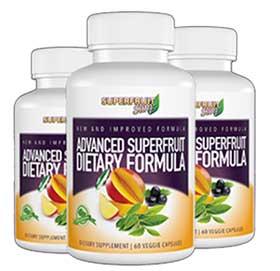 Superfruit Slim 3 bottles