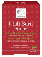 Chili Burn Strong diet pill packet