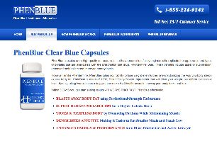 official website of PhenBlue