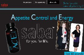 Saba ACE appetite suppressant