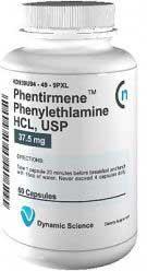 Phentirmene alternative to Phentermine