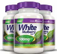 Buy White Mulberry Leaf pills 500mg