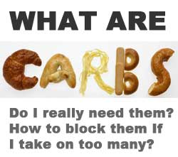 Carb blockers