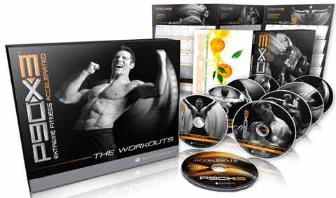 what do youy get with p90x