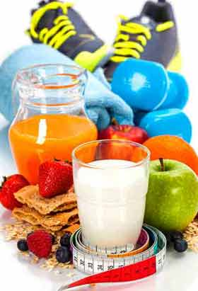 Best foods before going to the gym