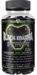 Black Mamba Hyper Rush