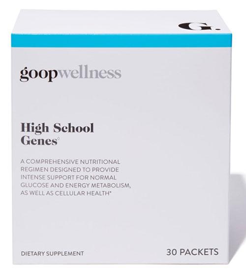 What Kind of Supplement is High School Genes?