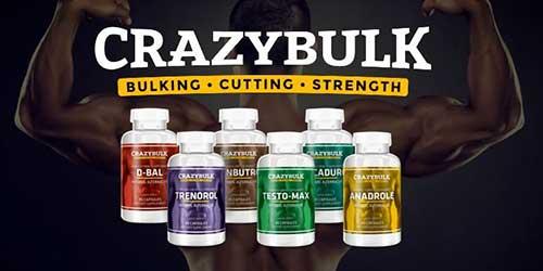 CrazyBulk In canada