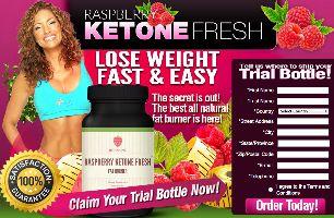 Raspberry Ketone Fresh website