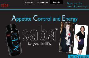 Saba ACE appetite suppressant