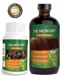 Yacon Syrup Diet