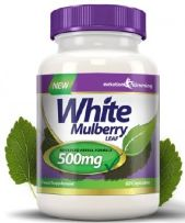 Whit Mulberry leaf from Evolution Slimming