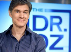Dr Oz on diet pills