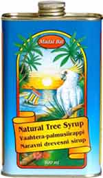 Mada Bal tree syrup