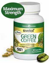 Svetol Green Coffee from Evolution Slimming