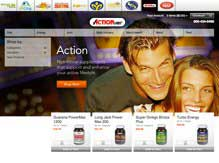 website for action labs