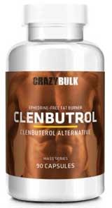 Clenbutrol Crazybulk