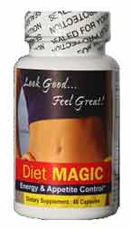 Diet magic Bottle