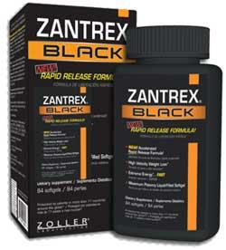 Zantrex Black rapid release Formula