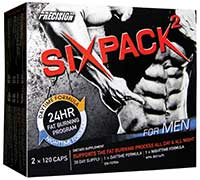 6 pack 2 for men