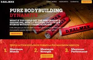 Dbal MAX website Canada
