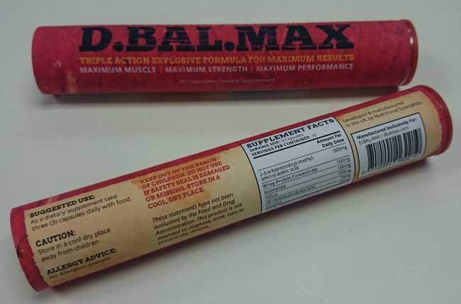 DbalMAX pills