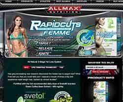 rapidcuts femme website