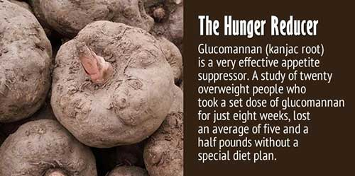 glucomannan benefits