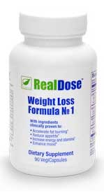 RealDose weight loss no1
