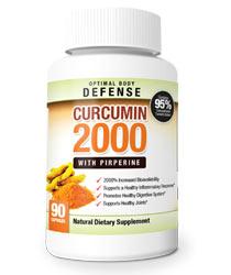 Curcumin 2000 tablets