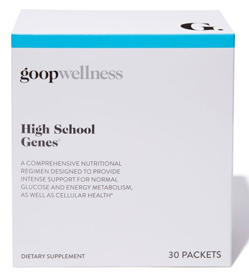 What Kind of Supplement is High School Genes?