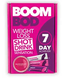 Boombod 7-Day Achiever